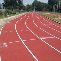 Renovatie atletiekbaan Clytoneus